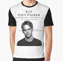 11b8cdc8a All Over Print 3D Women T Shirt Men Funny tshirt PAUL WALKER GONE NEVER  FORGOTTEN Graphic