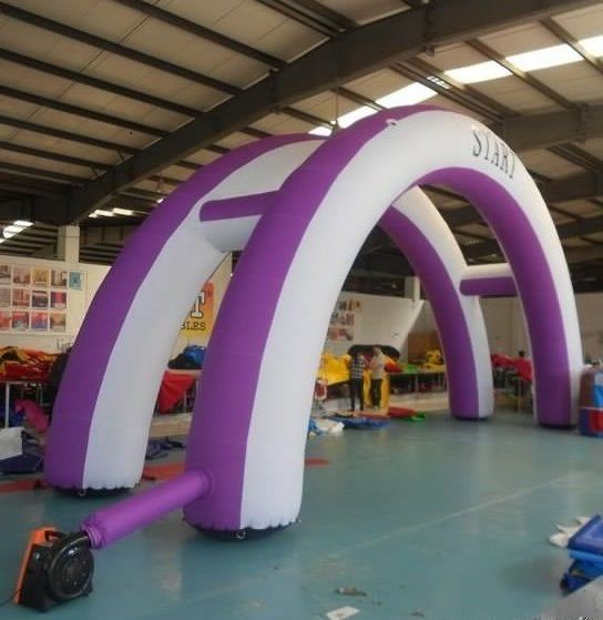 inflatable double arch for advertisinginflatable double arch for advertising