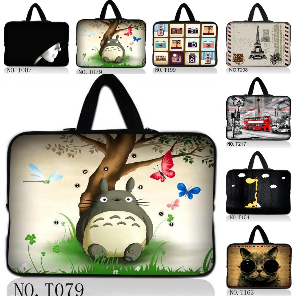 15 Laptop Carry Sleeve Case Bag For 15.5 15.6 Sony Acer HP Dell Samsung Asus /15.6 HP Pavilion dv6 G6 M6 PC