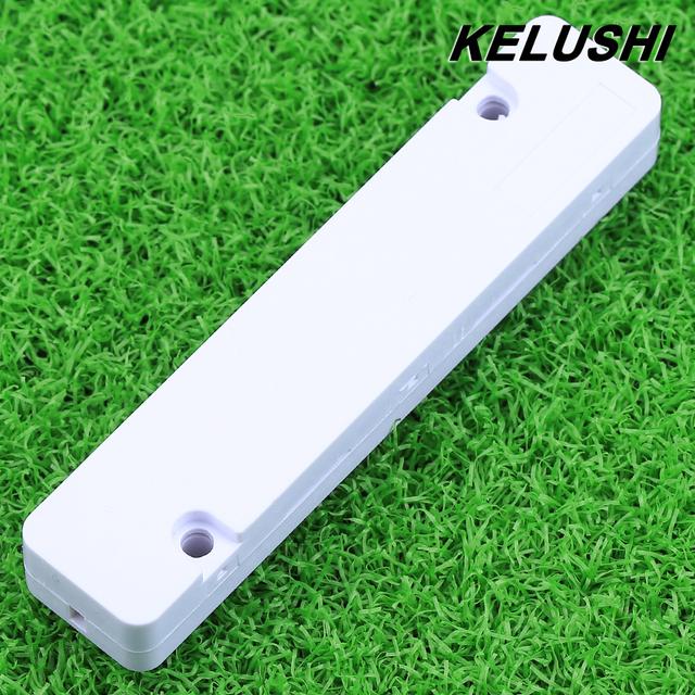 Acessórios caixa de proteção do cabo de fibra FTTH KELUSHI quadrado tubo tubulação do psiquiatra de calor para proteger a Caixa de Protecção de 100 unidades/lotes
