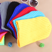 Moda 22 Cores Unisex Malha chapéus Bonés Inverno Quente Gorros De Lã Frete Grátis(China (Mainland))