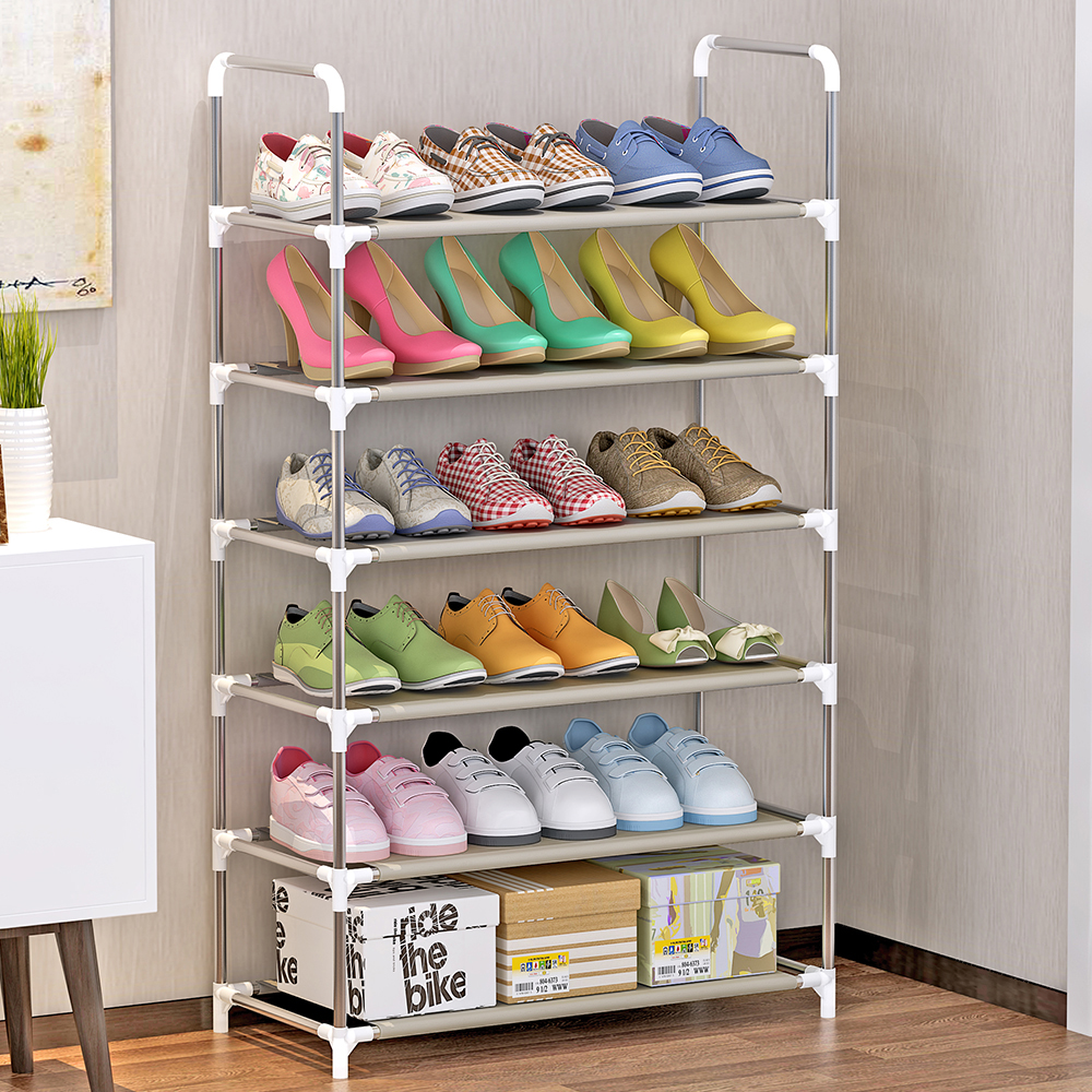 Up To 6-Tier Shoe Racks 16