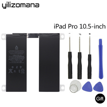 YILIZOMANA Original Tablet Battery For Apple iPad pro 10.5 inches Capacity 8134mAh A1798 A1852 Genuine Replacement battery