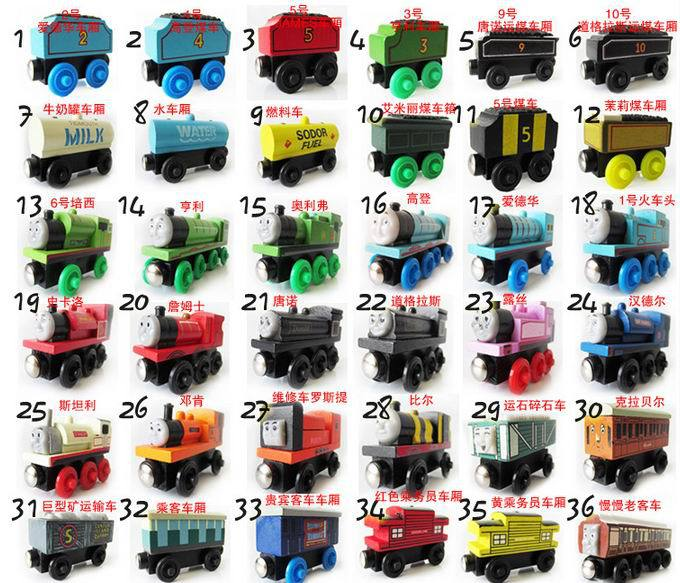 Thomas And Friends Wooden Toys 15