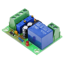12V Battery Charging Module Accumulator Automatic Panel Electronic Stop Switch Control Board Intelligent Charger Power Supply