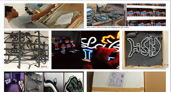 17*14 Professional Nail Care NEON SIGN REAL GLASS BEER BAR PUB LIGHT SIGNS store display Restaurant shop Advertising Lights - 4