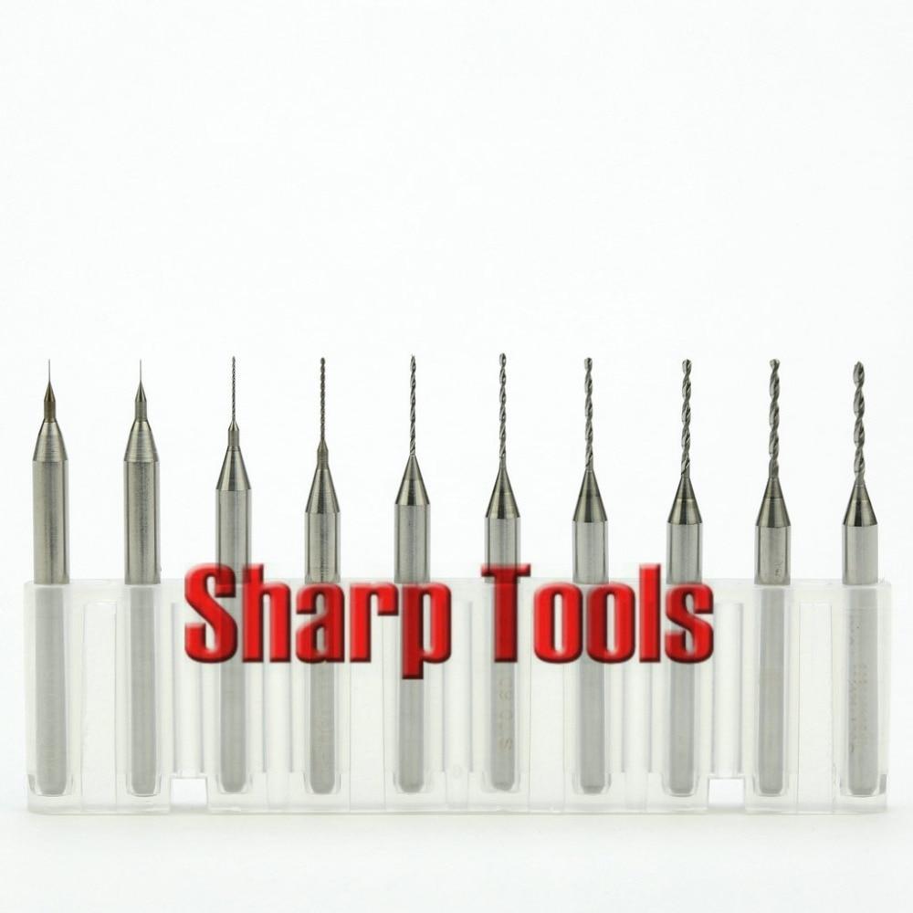 1PCS 0.8mm Mini Micro Carbide steel Engraving Drill Bit PCB Press CNC Dremel