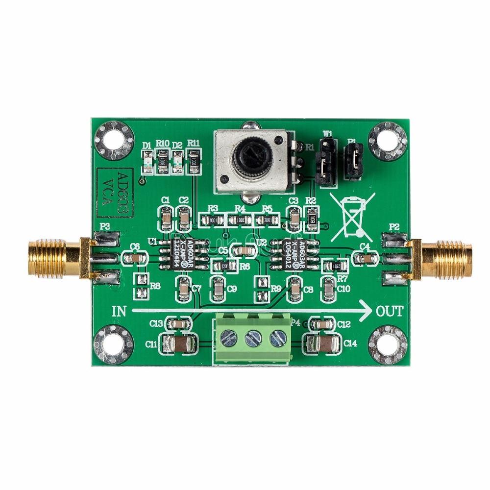 Ad603 Voltage Gain Control Circuit Controlcircuit Diagram Gainamplifier1 Amplifiercircuit Seekiccom Amplifier Module Variable Vca Competition