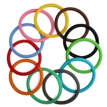 Steering Wheel Cover 36-40cm Universal Soft Silicone Auto Hubs Multi Colors Funda Volante Cubre