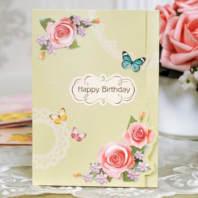 6 optional mini stereo employee birthday greeting cards birthday 6 optional mini stereo employee birthday greeting cards birthday card cute hand meaning m4hsunfo