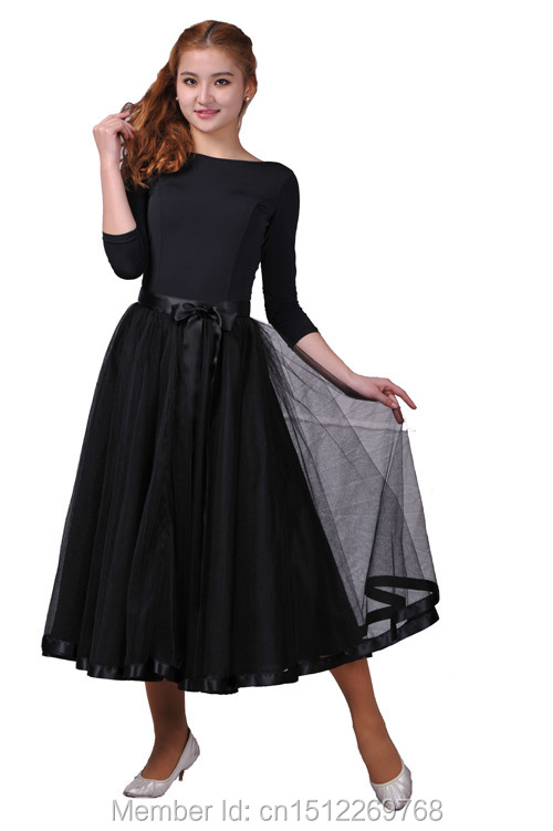 37292295d Beautiful Skirt Western Dance Dress For Girls-in Ballroom from Novelty &  Special Use on Aliexpress.com   Alibaba Group