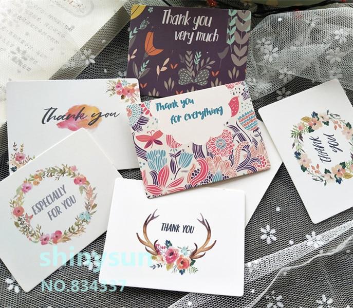 50 개/몫 믹스 색상 새 꽃 갈 랜드 카드