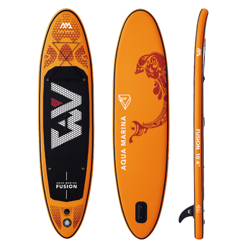 Image 2 - Aqua Marina Fusion 315*76*15cm Stand Up Paddle Board Inflatable Sup Board SurfboardSurfing   -