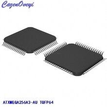 10 unids/lote ATXMEGA256A3 AU ATXMEGA256A3 TQFP64 en Stock