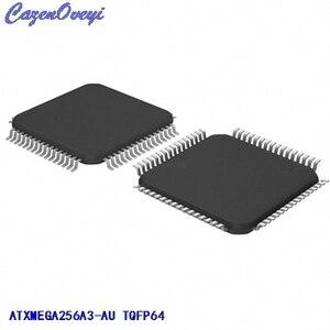 Image 1 - 10 unids/lote ATXMEGA256A3 AU ATXMEGA256A3 TQFP64 en Stock
