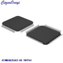 10pcs/lot ATXMEGA256A3 AU ATXMEGA256A3 TQFP64 In Stock