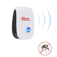 Ultrasonic Anti Mosquito Insect Repeller Pest Reject Home Insect Control Tool
