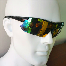 Polarized Cycling Glasses 5 Lens Anti-glare Driving Sunglasses Ultra-light Anti-UV400