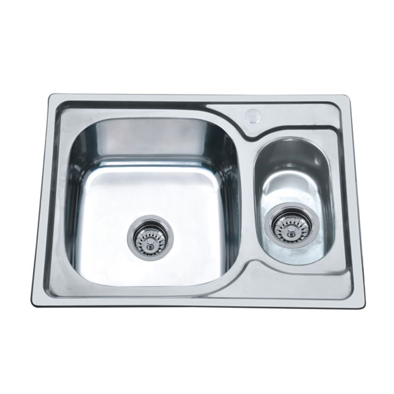 Kitchen Sink 6350B Stainless Steel With Strainer Stopper Waste Plug Sink Filter lavabo With Faucet Hole Siphon Accessary Sink 1 5 sanitary stainless steel ss304 y type filter strainer f beer dairy pharmaceutical beverag chemical industry