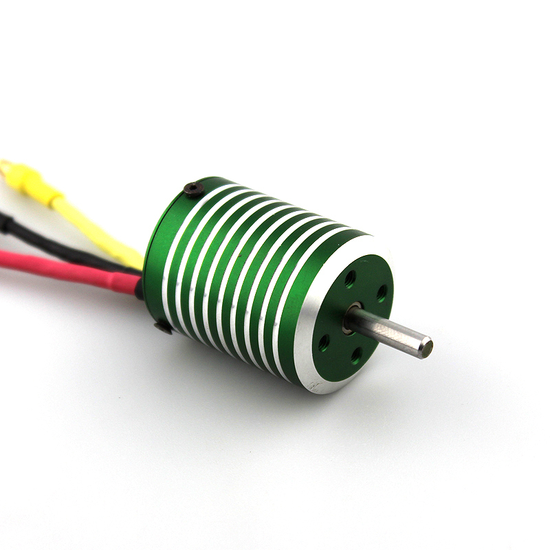 X-Team RC model accessories XTI2430 4-Poles Inrunner Brushless Motor for 1/16 car and boat