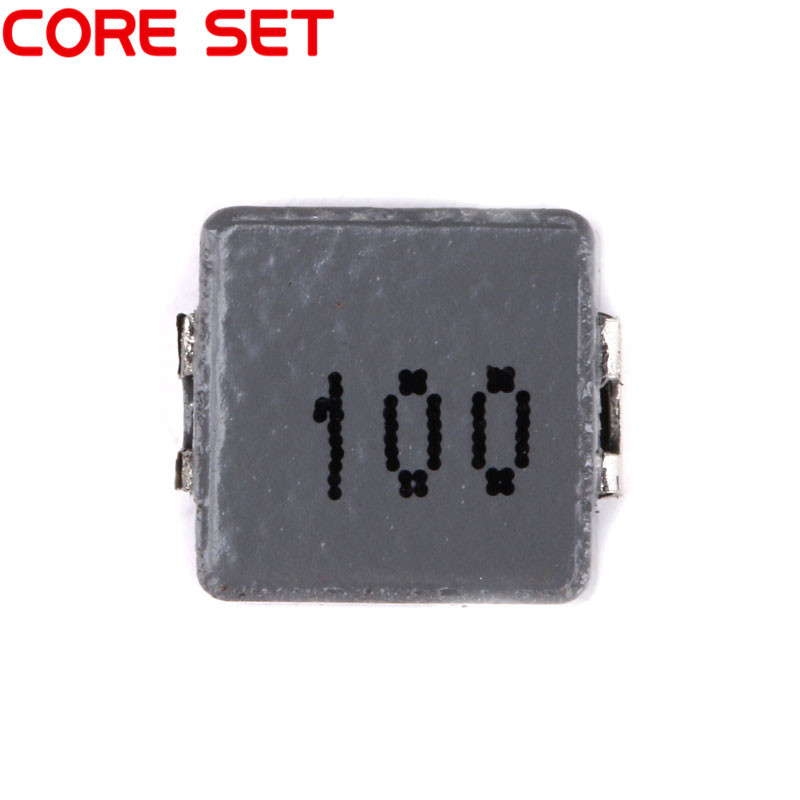 10pcs/lot NEW SMD Power Inductors 10uh 100 Chip Inductor 0630 High Quality
