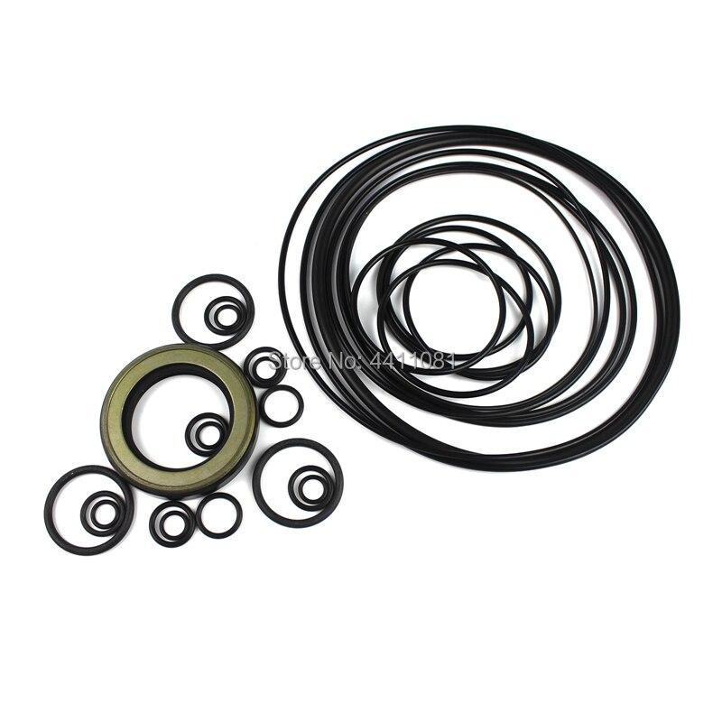 Pour Komatsu PC228US-3 PC228USLC-3 Kit de réparation de joint de pompe hydraulique joints d'huile d'excavatrice, garantie de 3 mois