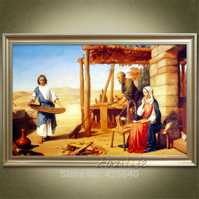 Home Interior Jesus: Popular Holy Trinity Paintings-Buy Cheap Holy Trinity