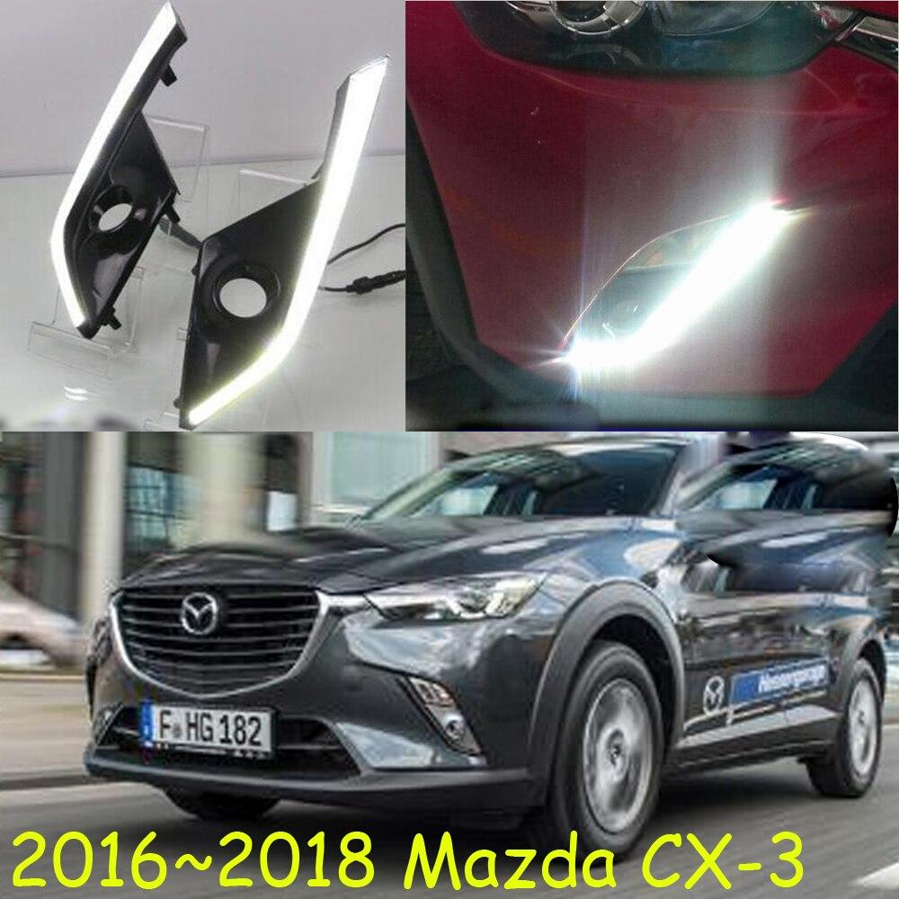 Mazda Mx3 2016 >> Us 45 6 5 Off Led 2016 2018 Mazd Cx 3 Daytime Light Cx 3 Fog Light Cx 3 Headlight Tribute Rx 7 Rx 8 Protege Mx 3 Miata Cx 3 Cx3 Cx 3 In Car Light