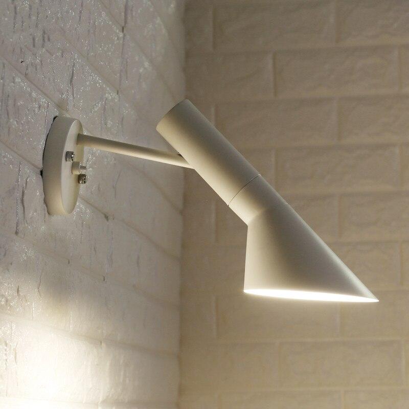 LED Wandleuchten Nordic LOFT Designer Einfache Schlafzimmer Wohnzimmer Nachtwandleuchte Mit 5 Watt LampeChina