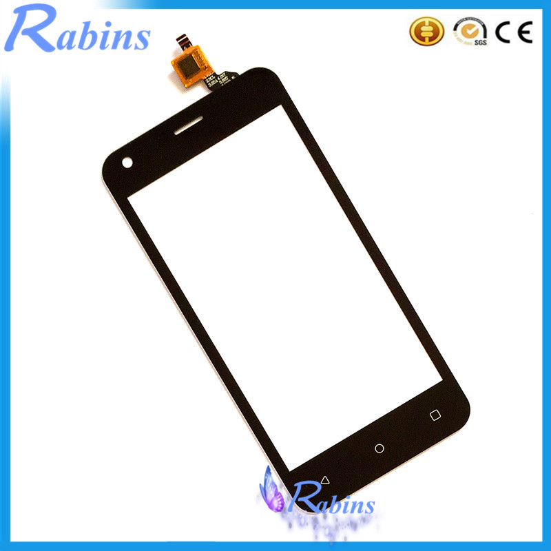 SYRINX touchscreen 4 5 inch For Fly FS454 nimbus 8 FS 454 touch screen digitizer front glass lens panel sensor replacement in Mobile Phone Touch Panel from Cellphones Telecommunications