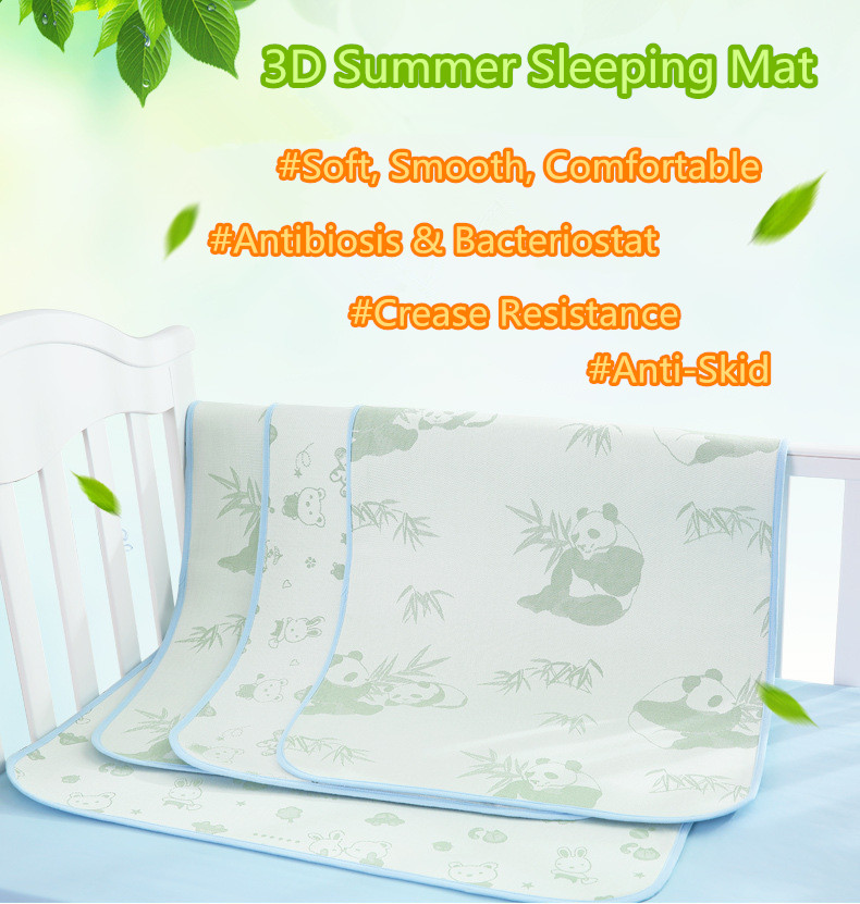 Baby Changing Pad Cover Strong Absorbent&Breathable Portable Foldable Washable Bamboo Fiber Waterproof Baby Summer Changing Mat (1)