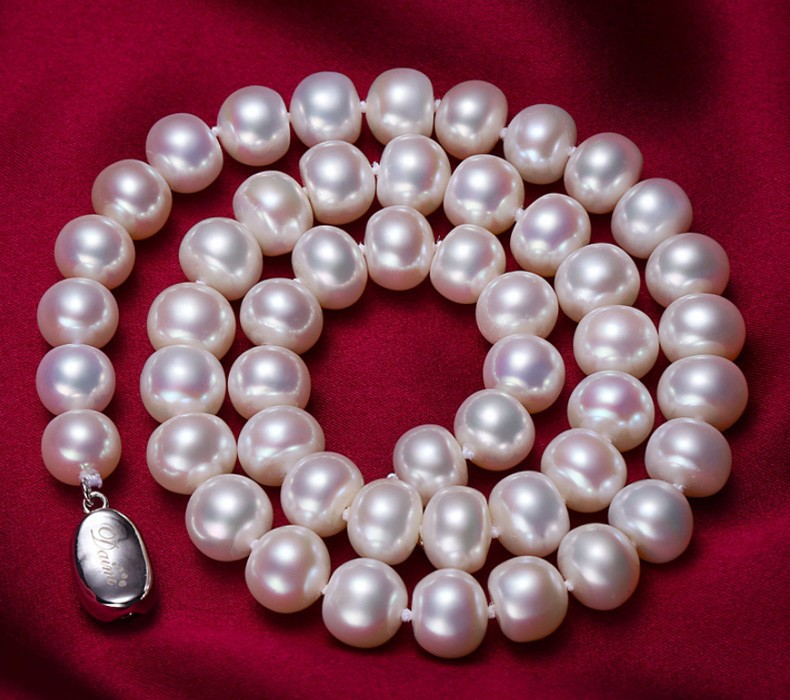 natural pearl necklace  (18)
