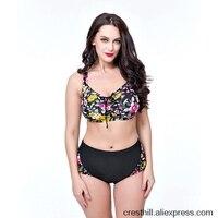 Plus Size Sexy Bikinis Women Swimsuit 2017 New Swimwear Female Summer Beach Wear Plus Brazilian Bikini