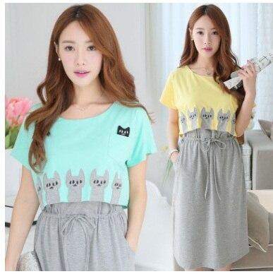 841b6b2c0 Ropa de maternidad moda multifuncional madre lactancia materna Hoodies  T-shirt costura lactancia embarazo ropa