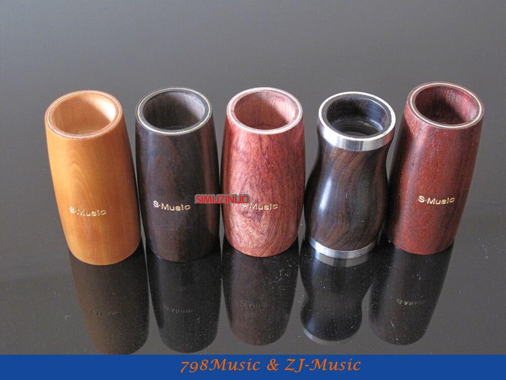 ФОТО PRO 5pcs Wood Wooden Barrel for Bb Clarinet NEW