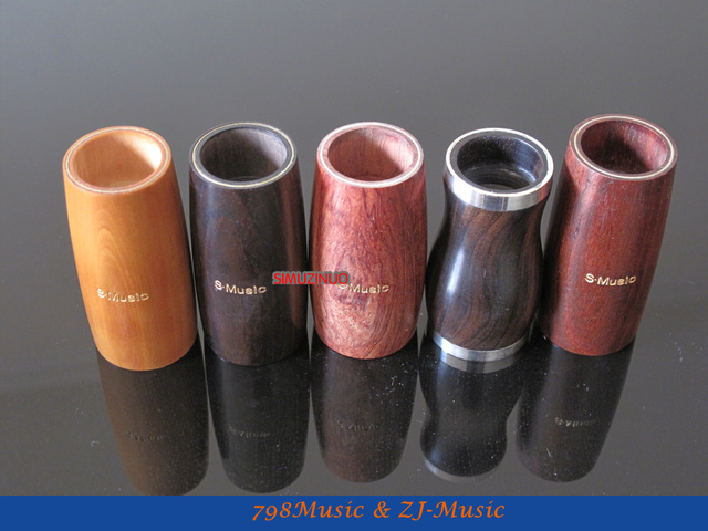 Pro 5pcs Wood Wooden Barrel For Bb Clarinet New In Parts