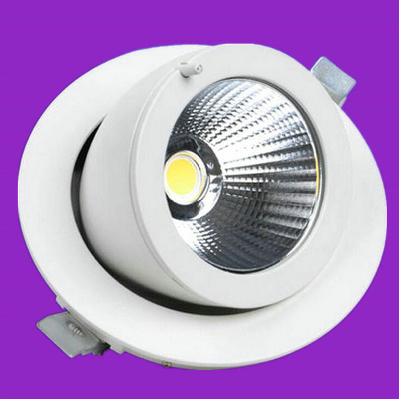 COB LED Downlight 20W 30W 40W 50W Recessed Ceiling Spot lamp Living Room Kitchen Toilet Bathroom Home Down Light Indoor Lighting щебень фракция 20 40 мм 50 кг