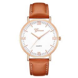 Мода Женева Классический Горячие Люкс Для женщин Нержавеющаясталь аналоговый Аналоговые кварцевые наручные часы женские часы A3