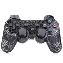 Crack Style Wireless Bluetooth Handle Rechargeable Joystick Controller Gamepad for PS3
