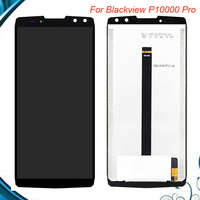 100% Tested OK For Blackview P10000 Pro LCD Display and Touch Screen For Blackview P10000 Pro Mobile Phone Assembly