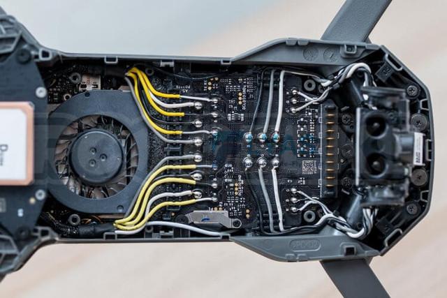 Genuine DJI Mavic 2 Pro/Zoom ESC Board Module / Flex Flat Ribbon Cable Spare Parts for Replacing Repair Replacement