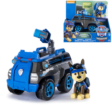 New Genuine Paw Patrol Toy Car Chase Have Box Ryder Skye Everest Action Figure Anime Figure Model PVC Toy for Children Gift цены