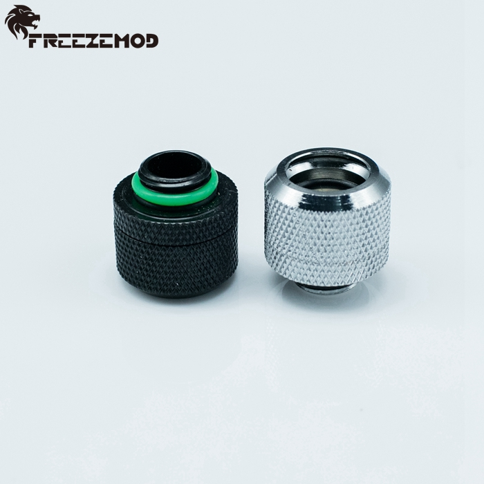 Od mm hard tube fitting freezemod water cooling fittings