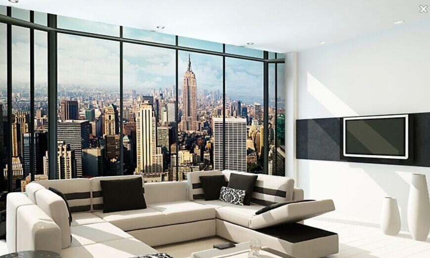 High quality modern luxury 3d wallpaper 3d wall mural for Como quitar papel mural