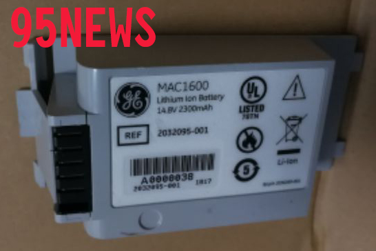 95NEWS ECG Battery for GE MAC1600 2032095-00195NEWS ECG Battery for GE MAC1600 2032095-001