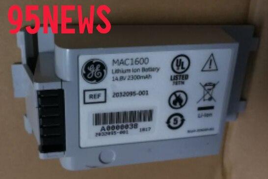 95NEWS ECG Battery for GE MAC1600 2032095 001