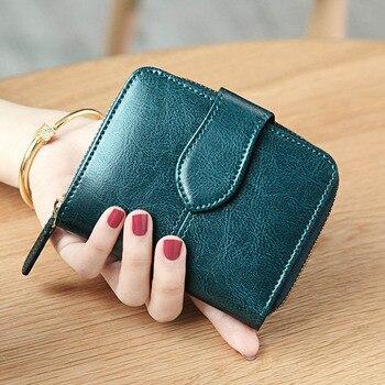 Vintage Cowhide Wallet 3