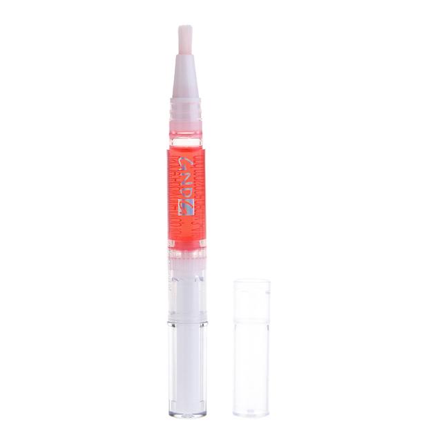 5 Smell Cuticle Revitalizer Nail Art Treatment Nutritious Oil Gel Polish Fingernail Manicure Pedicure Nutrition Repair Care Pen