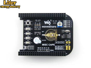 Beaglebone Black Rev C 512MB 1GHz ARM Cortex-A8 Development Kit Expansion Board Cape for Various Components and Functions
