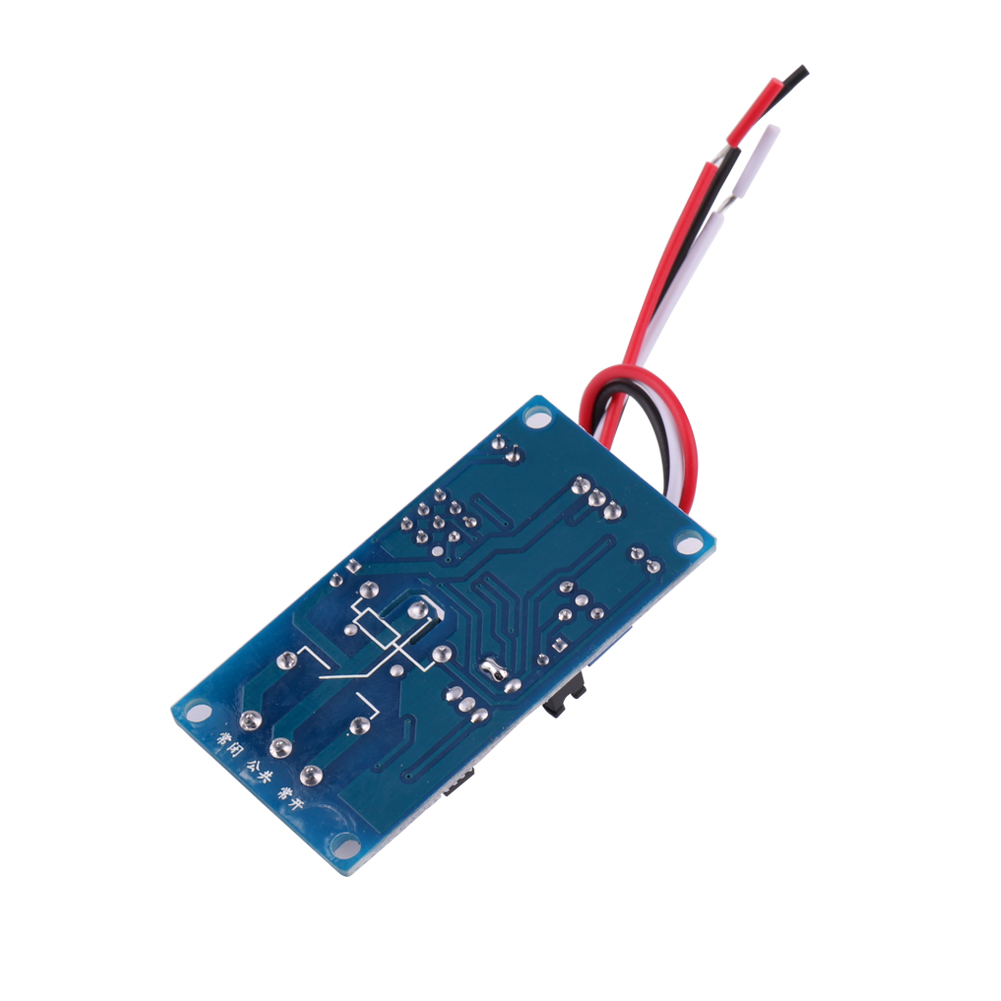 Sindax Relay Dc 12v 1 Channel Power Off Time Delay Pcb Circuit Supply Connection Module With Cable For Car Srd 12vdc Sl C Jst Xh In Relays From Home Improvement On